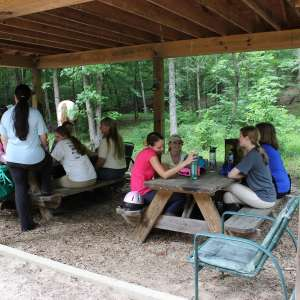 Grove River Primitive Camp