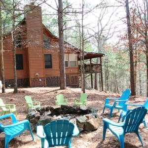 Pine Ridge Cabin