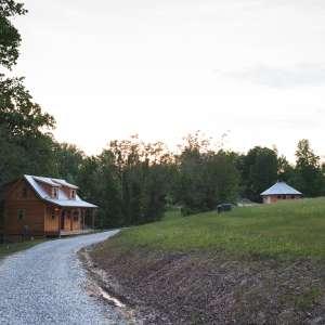 A Rustic Ravine Cabin Adventure