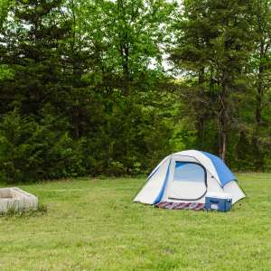 Primitive Camping Farm