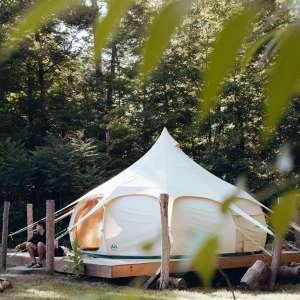 Yurt Farm Stay