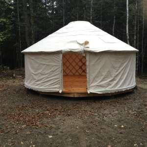Shofar Farms Yurts