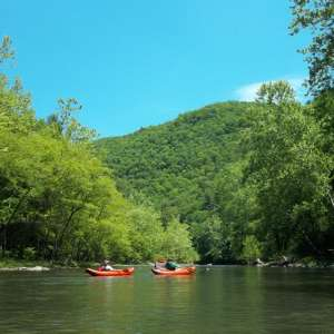 Bluestone National Scenic River