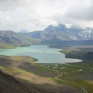 Aniakchak National Monument & Preserve