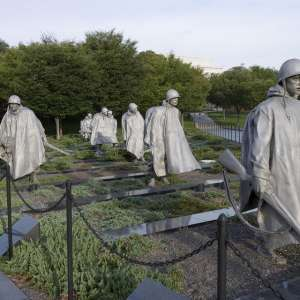 Korean War Veterans Memorial Memorial
