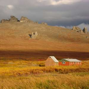 Bering Land Bridge National Preserve