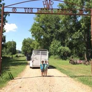 Von Holten Ranch Century Ranch