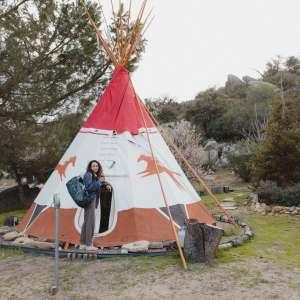 Diana's Descanso Camp