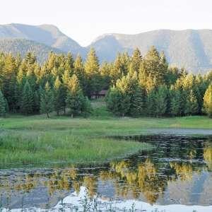 Abram's Land on Moose Pond
