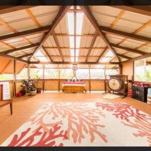 The Lava Sanctuary @ Peles Feet