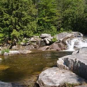 Waterfall & Brook Camp-5 sites