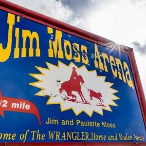 Jim Moss Arena and Camping