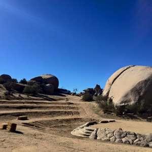 Garth's  boulder gardens