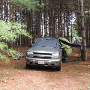 Hammock'Sway Camping Retreat