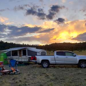High Prairie Camp