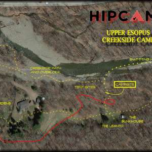 Upper Esopus Creekside Camp