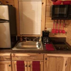 Santa Fe Creek Tiny House/Cabin