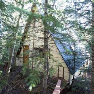 Glamping Off Grid near Breck