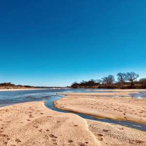 500 Waves on the Llano River