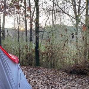 Tomahawk Primitive Campground