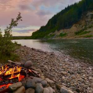 Maple Creek Outfitter Campsites