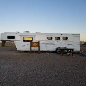 Peaceful Mountain View RV Site