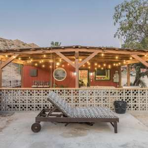 Sunray Ranch Desert Cabin