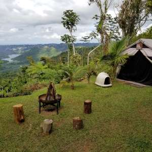 Utuado Rainforest Campground