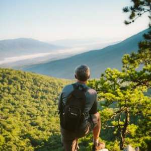 McAfee Knob Appalachian Trail