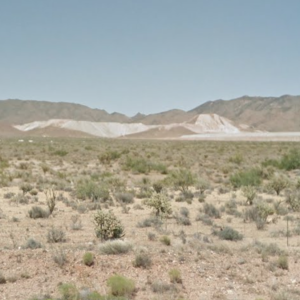 Desert Camping in Golden Valley