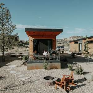 Escalante Escapes Tiny Homes
