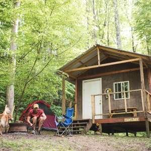 Shoestring Creek Campground