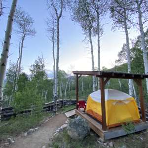 Crested Butte Glamping