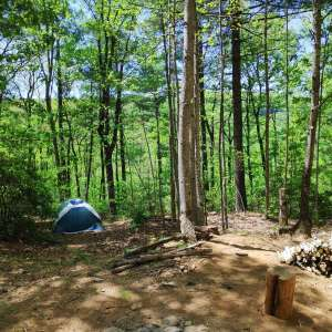 Mountain and river campgrounds