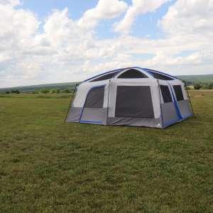 Sunset Ridge - tents w/ a view