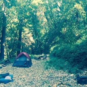 Nevada City Camping