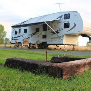 Elder's Quiet Country RV Pad