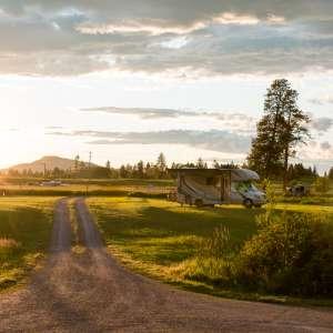 Spacious Pasture Sites