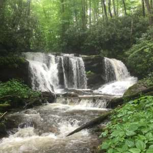 Cherokee Waterfall Campground