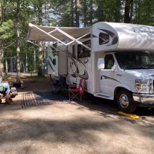 Maine Freedom RV site