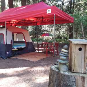 CAMP CLINTON on WHIDBEY ISLAND