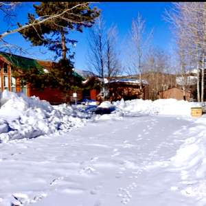 Beautiful Breckenridge RV Lot
