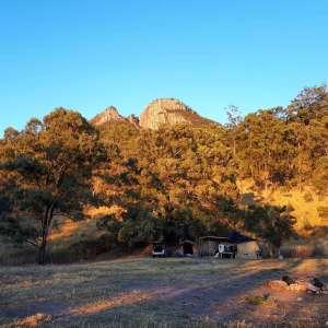 Kingsland Camping Mt. Maroon