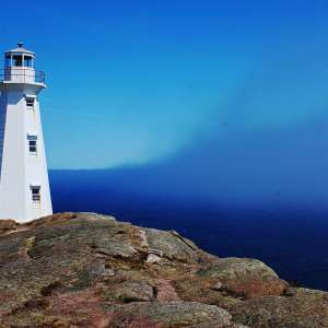 Cape Spear Lighthouse National Historic Site