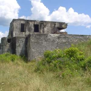 Fort McNab National Historic Site