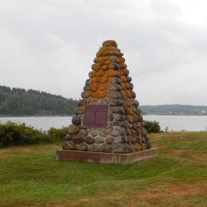Fort Sainte Marie de Grace National Historic Site