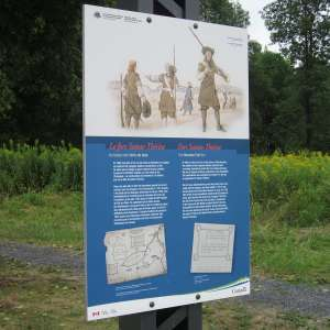 Fort Ste. Thérèse National Historic Site