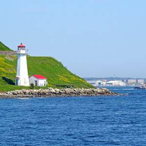 Georges Island National Historic Site