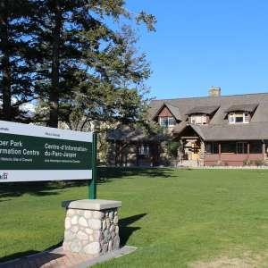 Jasper Park Information Centre National Historic Site