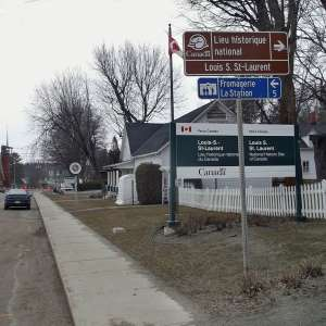 Louis S. St-Laurent National Historic Site